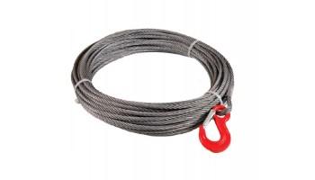 Tramo de cable para cabestrante Gancho Alta Resistencia