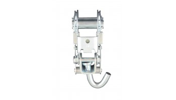 Tensor para porta-coches 35 mm con gancho giratorio