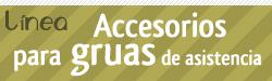 Línea accesorios para grúas